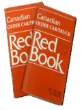 Canadian Older Car Truck Red Book