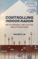 Controlling Indoor Radon