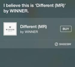Siri song result